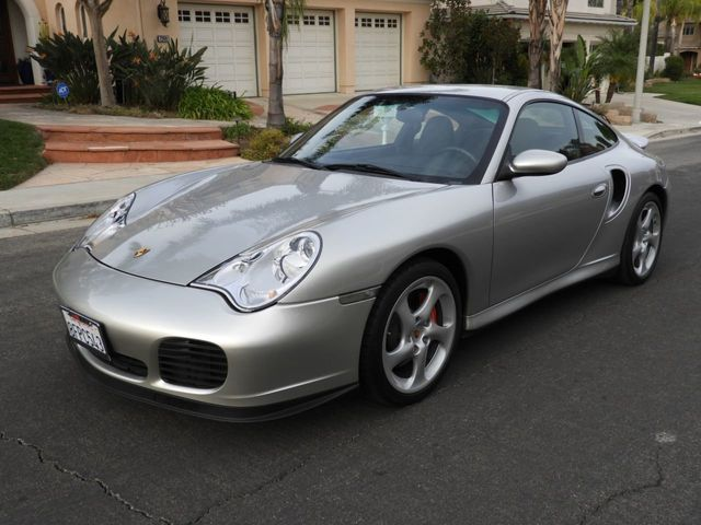 2003 Porsche 911 Carrera 2dr Carrera Turbo 6-Speed Manual