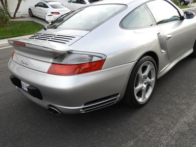 2003 Porsche 911 Carrera 2dr Carrera Turbo 6-Speed Manual - Click to see full-size photo viewer