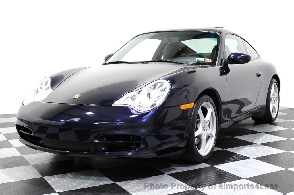 2003 Porsche 911 Carrera CERTIFIED 911 C2 6 SPEED COUPE - 16668230 - 10