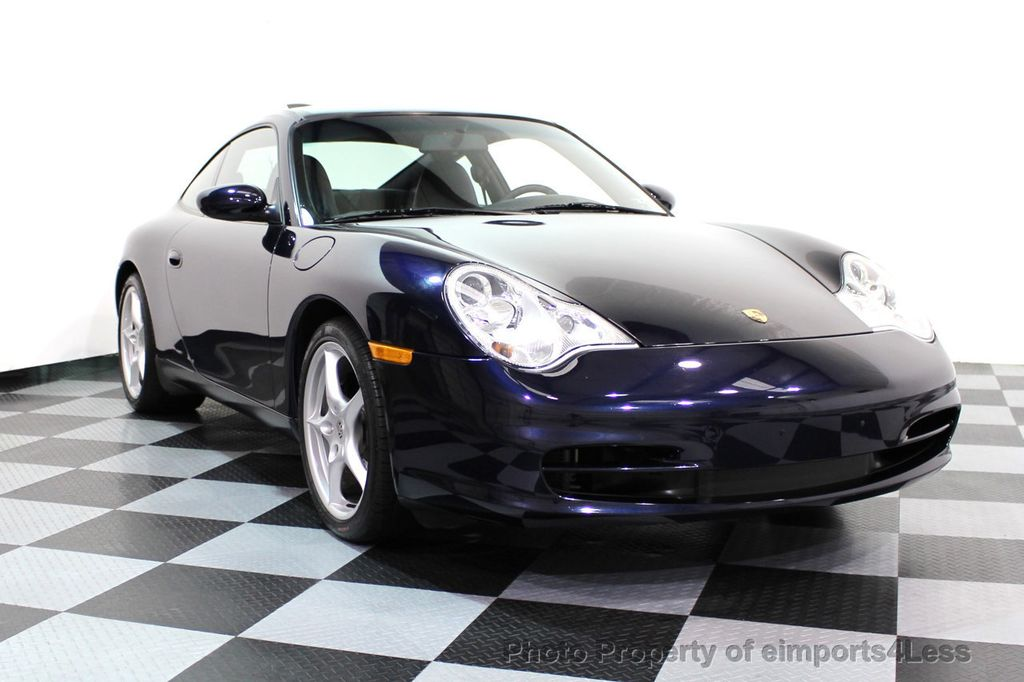 2003 Porsche 911 Carrera CERTIFIED 911 C2 6 SPEED COUPE - 16668230 - 11