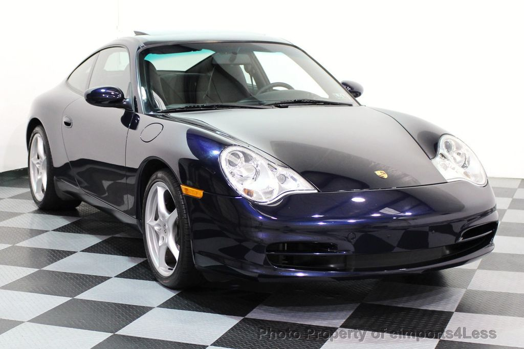 2003 Porsche 911 Carrera CERTIFIED 911 C2 6 SPEED COUPE - 16668230 - 1