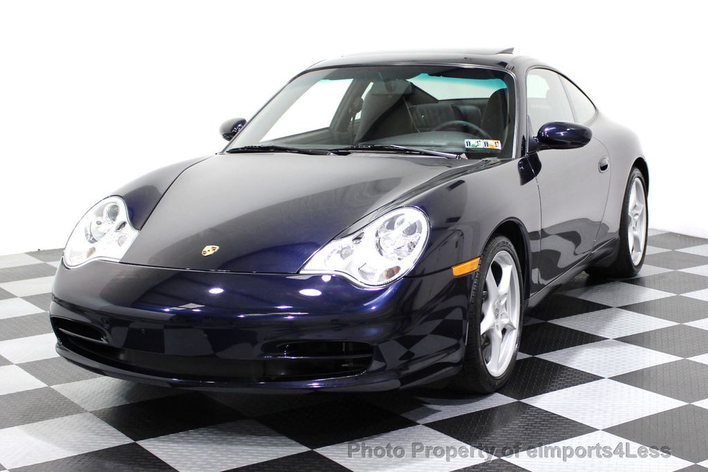 2003 Porsche 911 Carrera CERTIFIED 911 C2 6 SPEED COUPE - 16668230 - 23