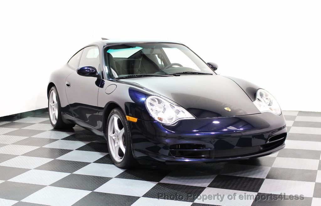 2003 Porsche 911 Carrera CERTIFIED 911 C2 6 SPEED COUPE - 16668230 - 24