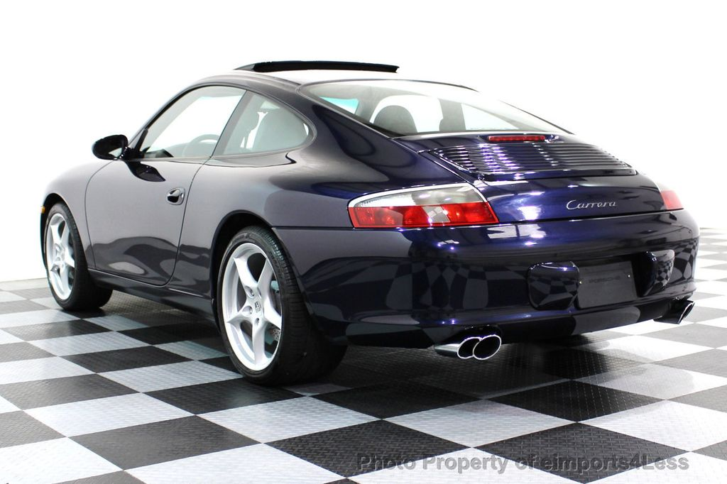 2003 Porsche 911 Carrera CERTIFIED 911 C2 6 SPEED COUPE - 16668230 - 25