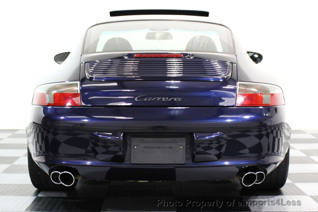 2003 Porsche 911 Carrera CERTIFIED 911 C2 6 SPEED COUPE - 16668230 - 26