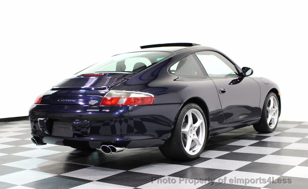 2003 Porsche 911 Carrera CERTIFIED 911 C2 6 SPEED COUPE - 16668230 - 27