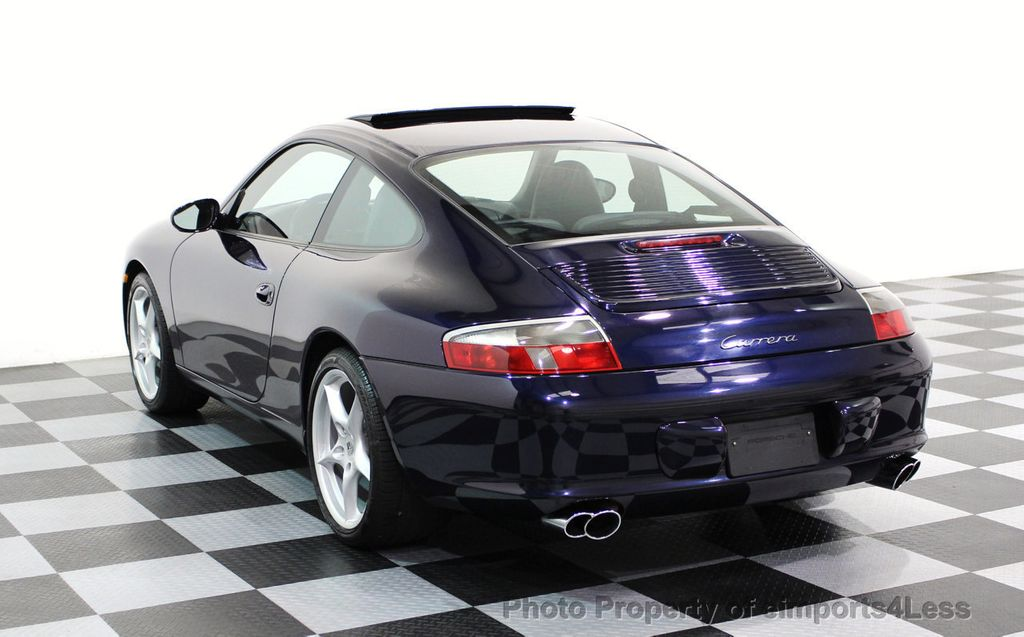 2003 Porsche 911 Carrera CERTIFIED 911 C2 6 SPEED COUPE - 16668230 - 2