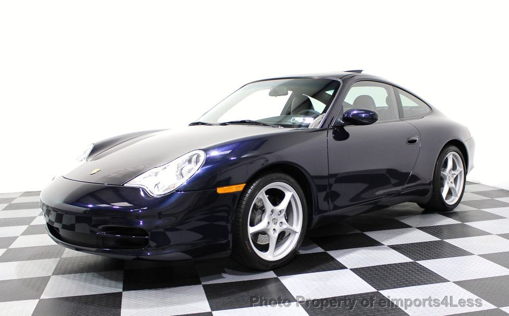 2003 Porsche 911 Carrera CERTIFIED 911 C2 6 SPEED COUPE - 16668230 - 36