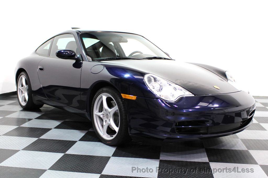 2003 Porsche 911 Carrera CERTIFIED 911 C2 6 SPEED COUPE - 16668230 - 37
