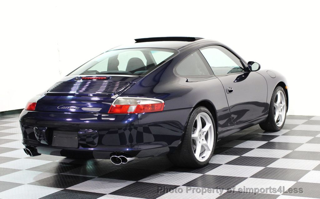 2003 Porsche 911 Carrera CERTIFIED 911 C2 6 SPEED COUPE - 16668230 - 3