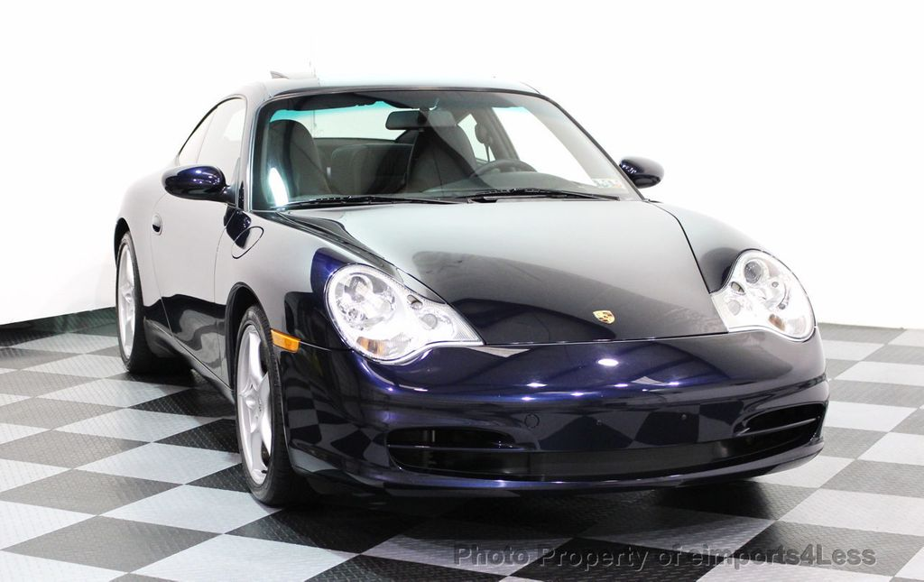 2003 Porsche 911 Carrera CERTIFIED 911 C2 6 SPEED COUPE - 16668230 - 48