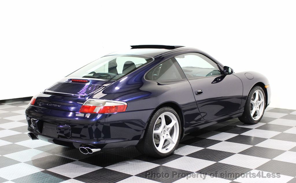 2003 Porsche 911 Carrera CERTIFIED 911 C2 6 SPEED COUPE - 16668230 - 50