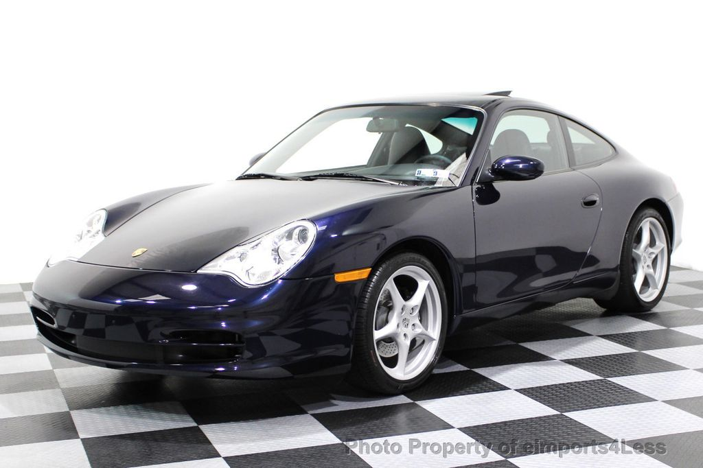 2003 Porsche 911 Carrera CERTIFIED 911 C2 6 SPEED COUPE - 16668230 - 51