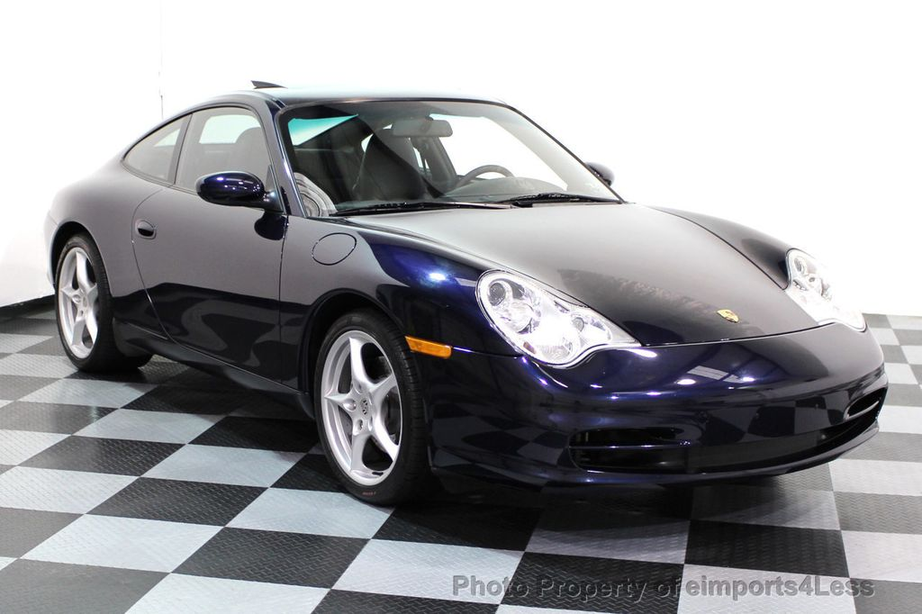 2003 Porsche 911 Carrera CERTIFIED 911 C2 6 SPEED COUPE - 16668230 - 52