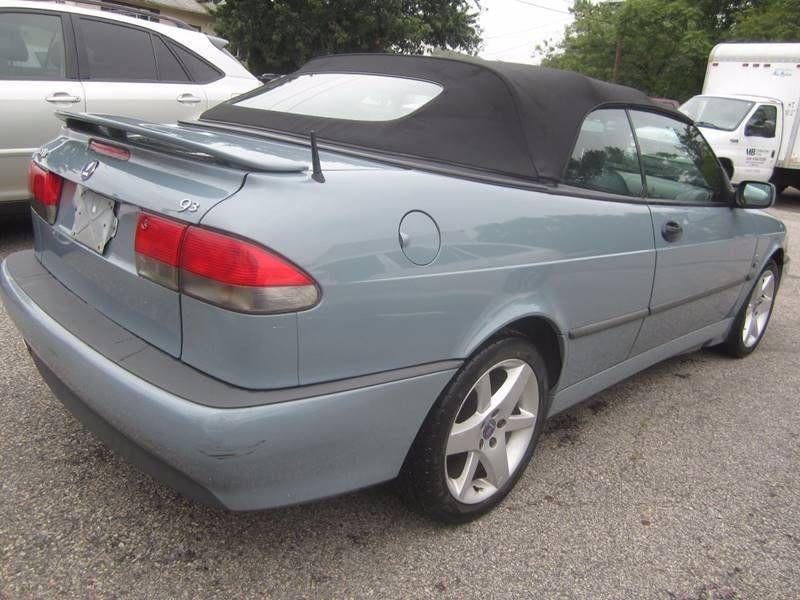 2003 Saab 9 3 2 0l Convertible 16720222