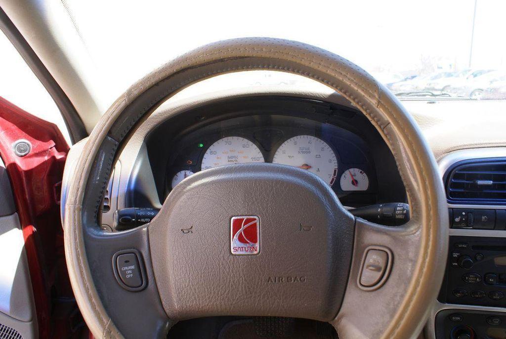 2003 Saturn LS L-300 Automatic - 13413180 - 17