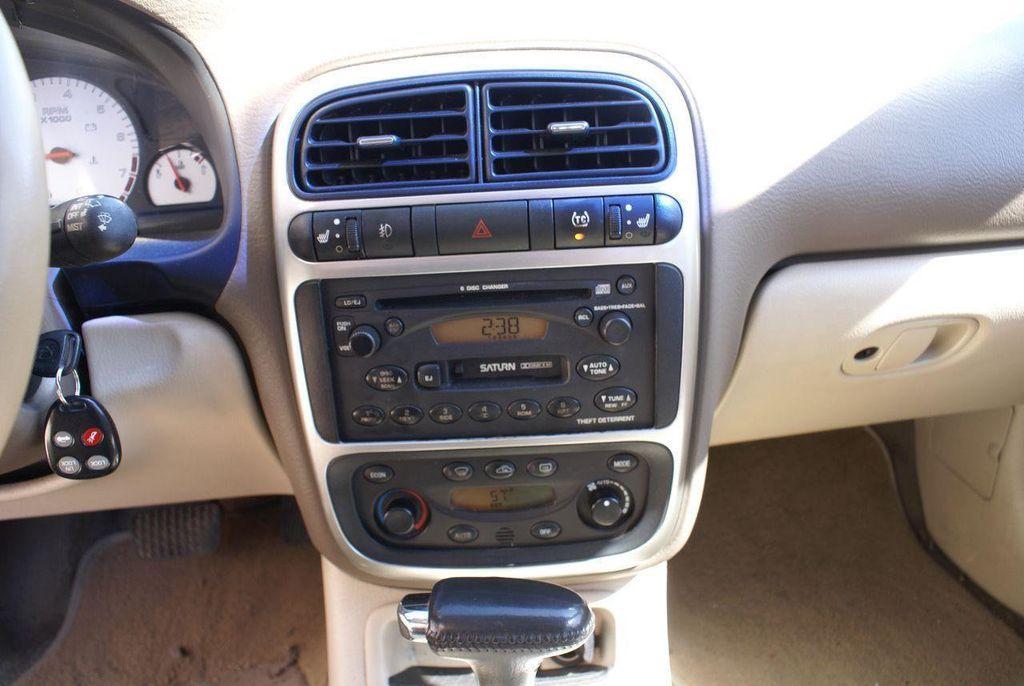 2003 Saturn LS L-300 Automatic - 13413180 - 19