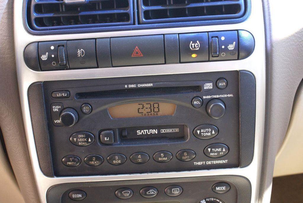 2003 Saturn LS L-300 Automatic - 13413180 - 20