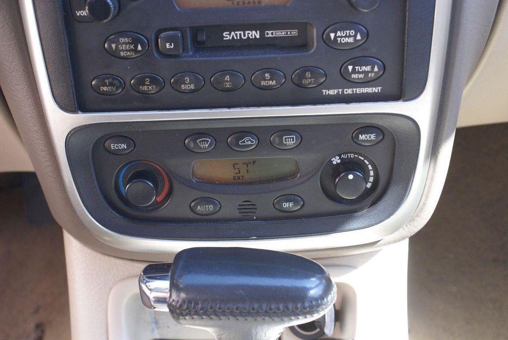 2003 Saturn LS L-300 Automatic - 13413180 - 21
