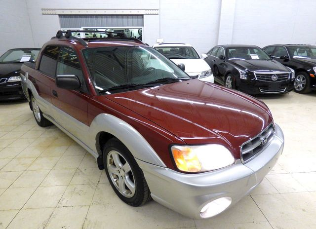 2003 Subaru Baja 4dr Sport Automatic - Click to see full-size photo viewer