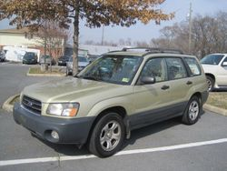 2003 Subaru Forester - JF1SG63613H725979