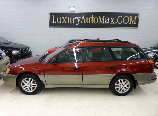 2003 Used Subaru Legacy Wagon 5dr Outback Automatic At Luxury