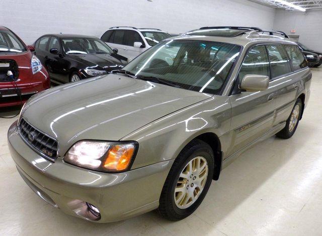 2003 Used Subaru Legacy Wagon 5dr Outback H6 Ll Bean Edition At