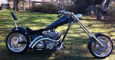 2003 Texas Chopper Custom Bike