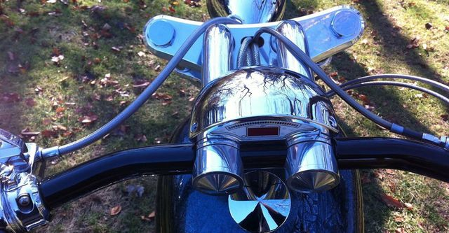 2003 Texas Chopper Custom Bike For Sale - Click to see full-size photo viewer