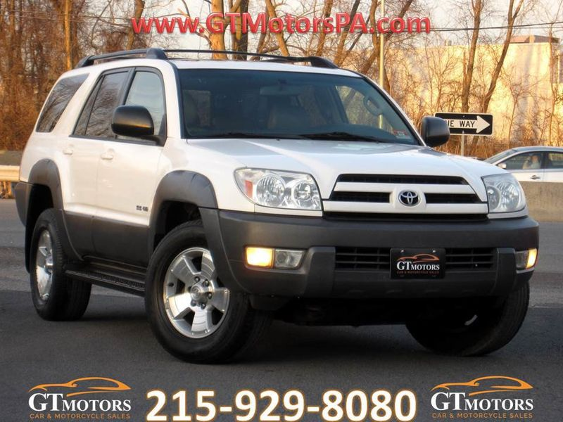 2003 Toyota 4Runner 4dr SR5 V6 Automatic 4WD - 19903948 - 0