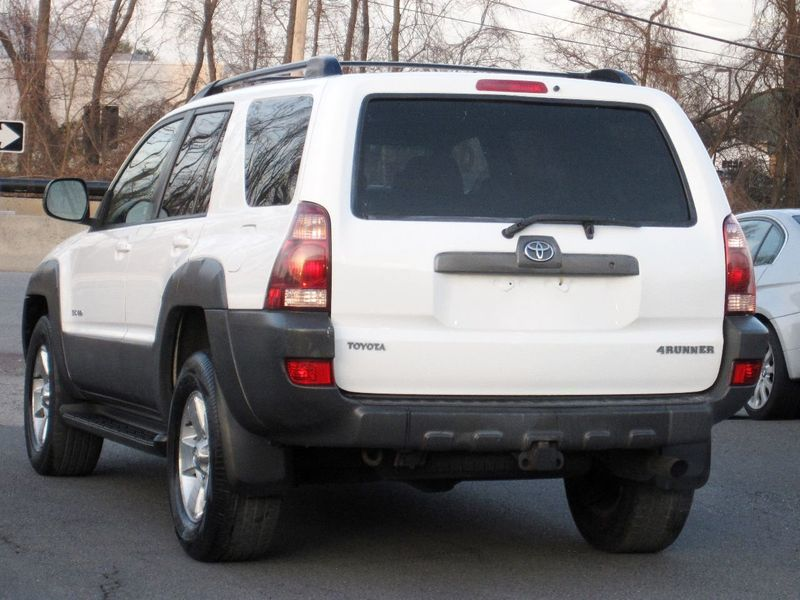 2003 Toyota 4Runner 4dr SR5 V6 Automatic 4WD - 19903948 - 12