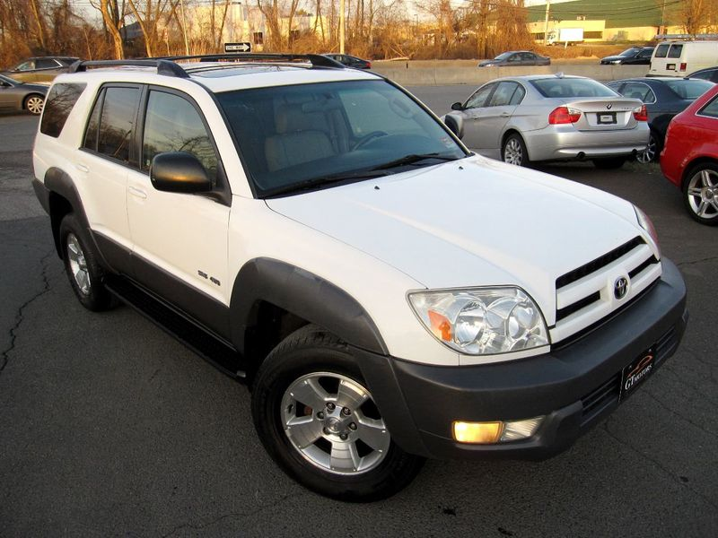 2003 Toyota 4Runner 4dr SR5 V6 Automatic 4WD - 19903948 - 1