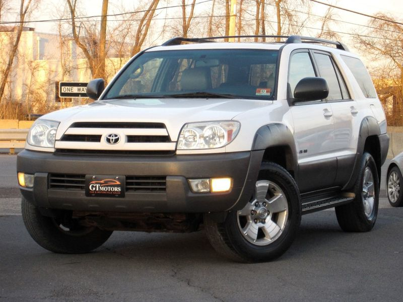 2003 Toyota 4Runner 4dr SR5 V6 Automatic 4WD - 19903948 - 2