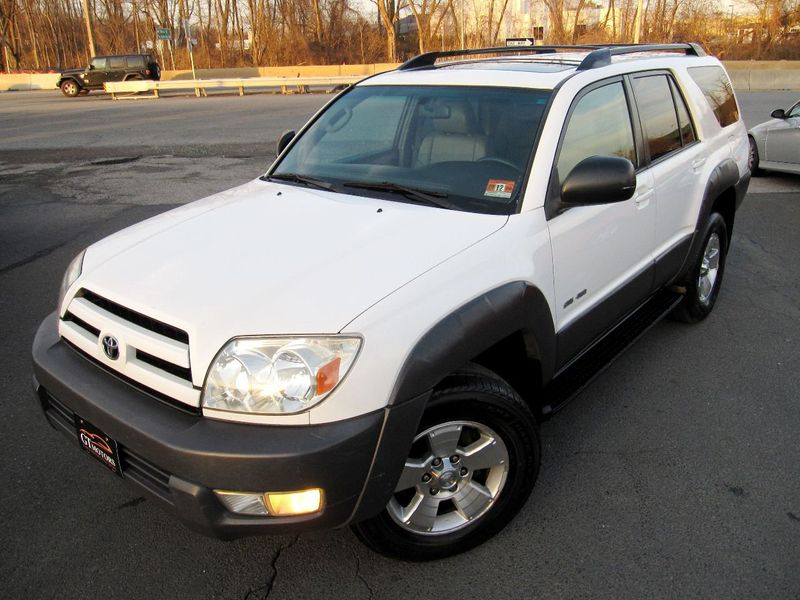 2003 Toyota 4Runner 4dr SR5 V6 Automatic 4WD - 19903948 - 3