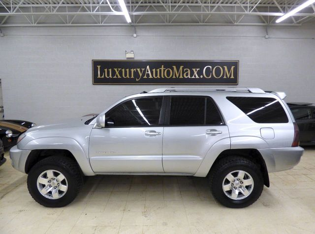 2003 Used Toyota 4runner 4 Inch Suspension Lift 4 New Tires Like New