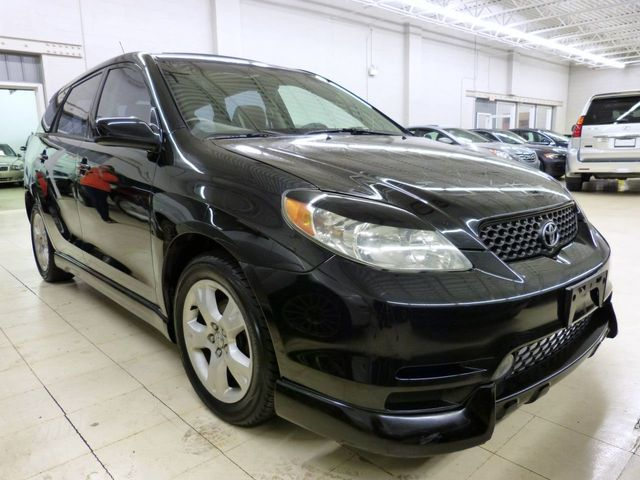 2003 Toyota Matrix XRS - Click to see full-size photo viewer