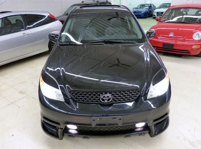 2003 Toyota Matrix XRS SAME ENGINE AS LOTUS ELAN NEW CLUTCH TIMING CHAIN  - Click to see full-size photo viewer