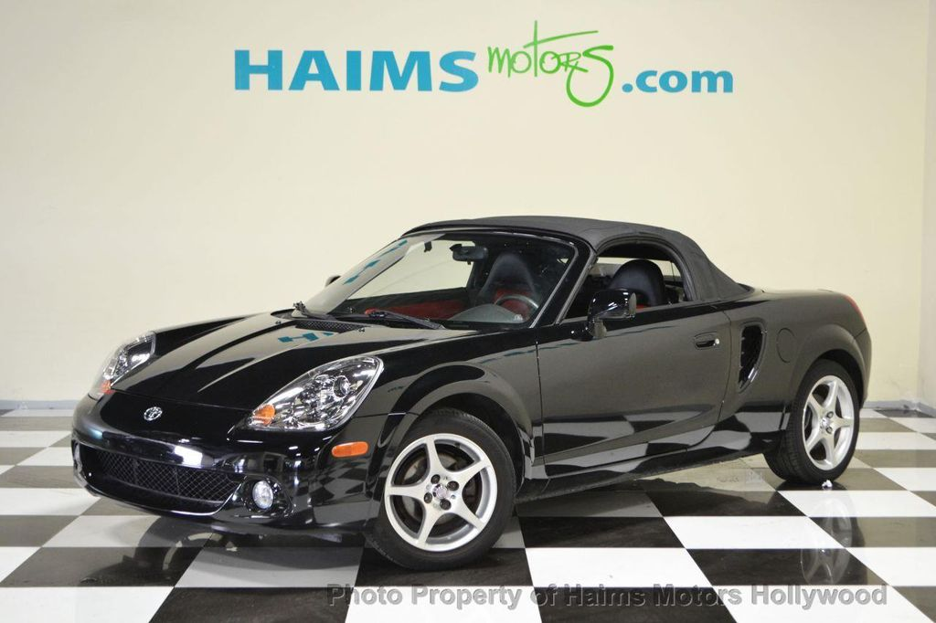 Toyota Dealership Fort Lauderdale >> 2003 Used Toyota MR2 Spyder 2dr Convertible Manual at Haims Motors Serving Fort Lauderdale ...