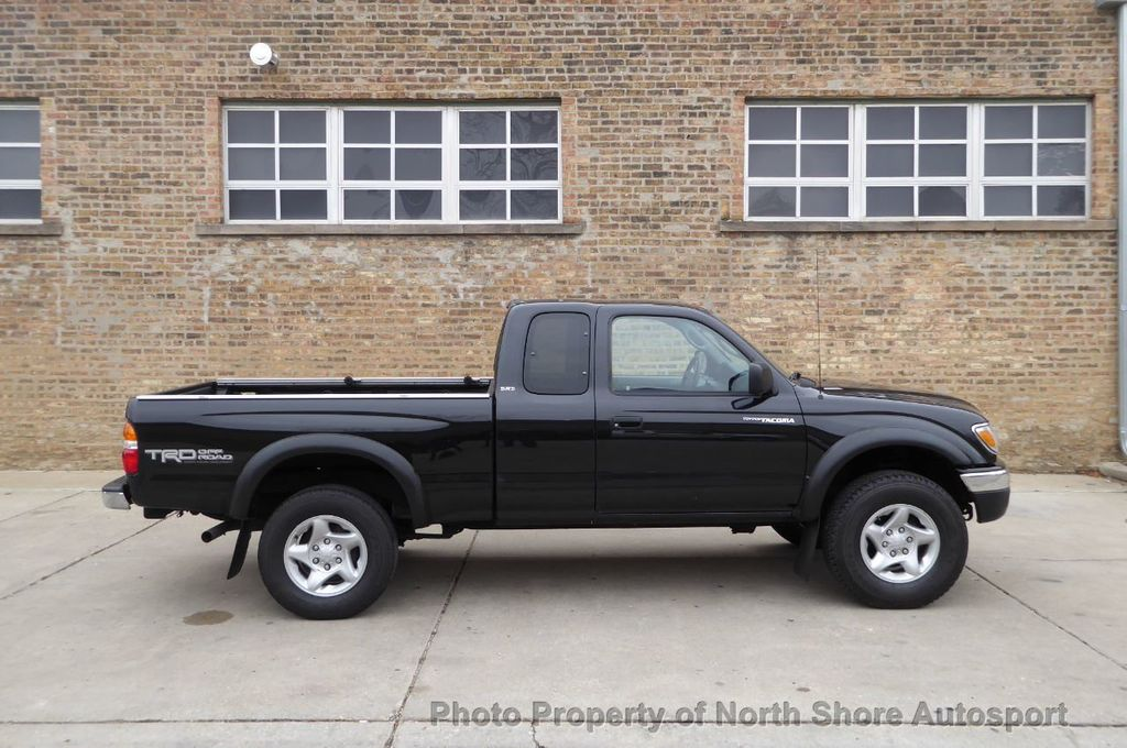 2003 Toyota Tacoma TRD Off Road Package 2WD Truck Extended Cab Short Bed  for Sale Chicago, IL - $14,750 - Motorcar com