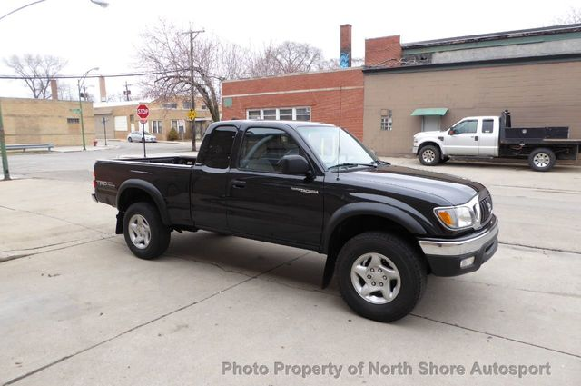 2003 Toyota Tacoma TRD Off Road Package 2WD - Click to see full-size photo viewer