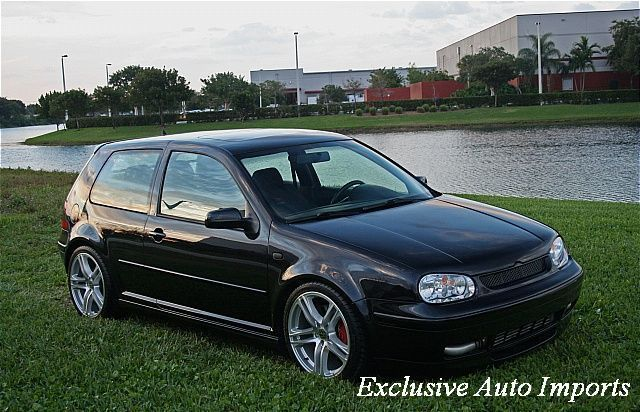 2003 Volkswagen GTI 20th Anniversary - Click to see full-size photo viewer