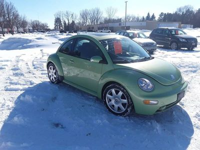 2003 Volkswagen New Beetle Coupe - 3VWCD21C23M432870