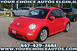 2003 Volkswagen New Beetle Coupe - 3VWCD21C83M441475