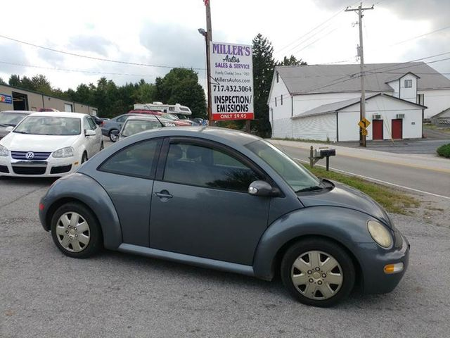2003 Volkswagen New Beetle Coupe 2dr Coupe GL TDI Manual Coupe for Sale  Dillsburg, PA - $4,990 - Motorcar com