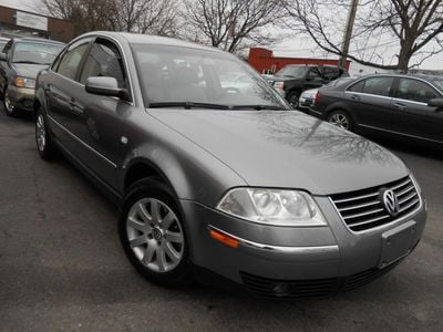 2003 Volkswagen Passat GLS - Click to see full-size photo viewer