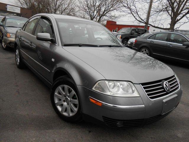 2003 used volkswagen passat gls at auto king sales inc. serving