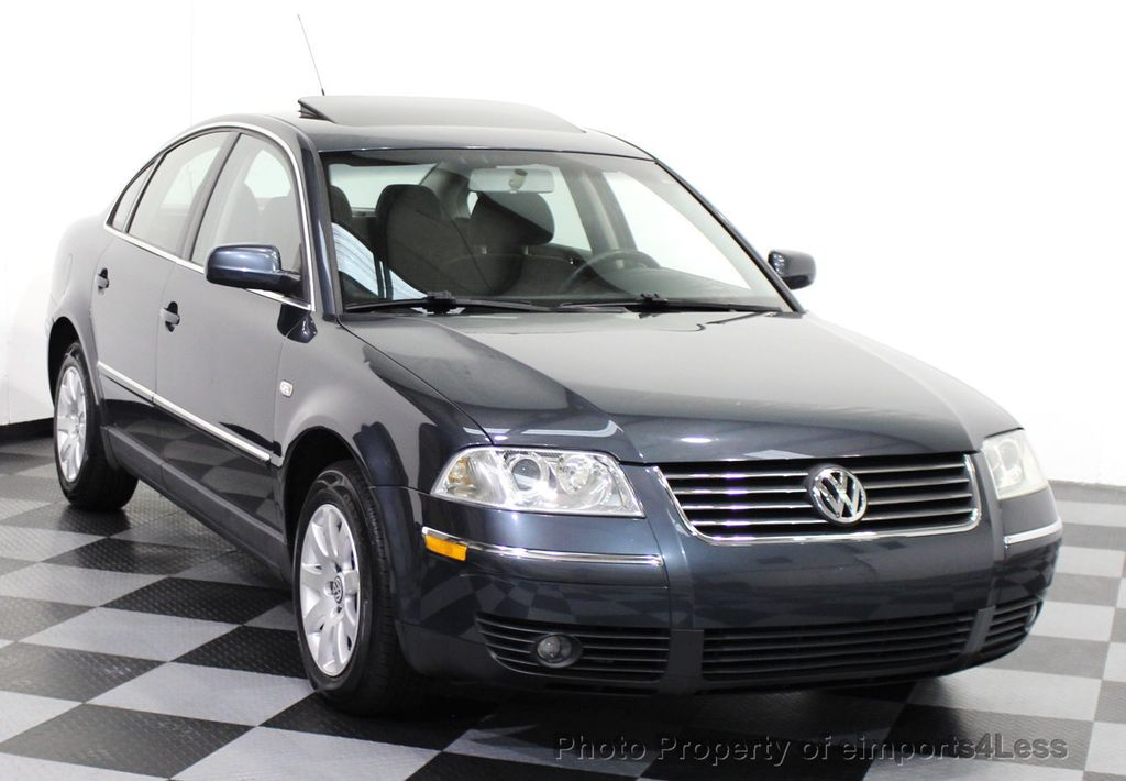 2003 Used Volkswagen Passat Gls 1 8t At Eimports4less