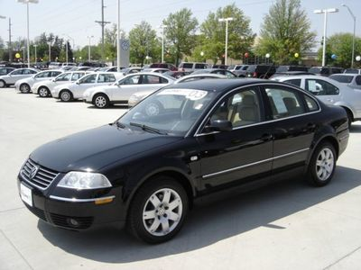 2003 used volkswagen passat glx at witham auto center. Black Bedroom Furniture Sets. Home Design Ideas