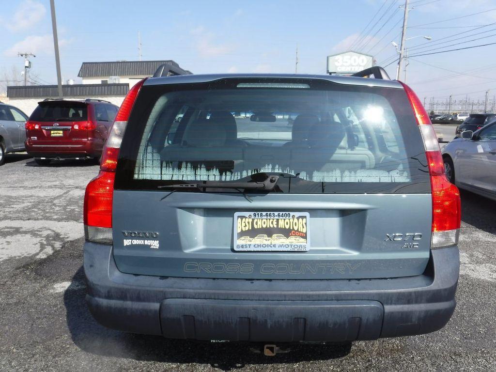 2003 Volvo V70 5dr Wagon 2.5L Turbo AWD XC70 - 18633127 - 10