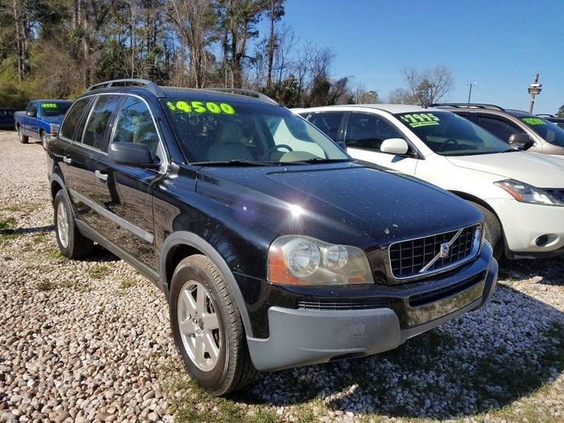 2003 Volvo Xc90 4dr 2 5l Turbo Suv For Florence Sc 4 500 Motorcar